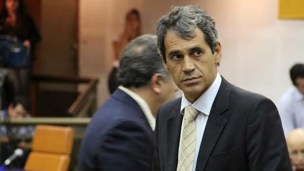 Carlos Soares é líder do  prefeito Paulo Garcia na Câmara | Foto: Alberto Maia/Câmara de Goiânia