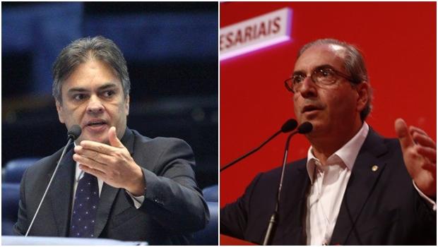 """Cunha rebate líder do PSDB sobre impeachment: """"Não posso discutir tese"""""""