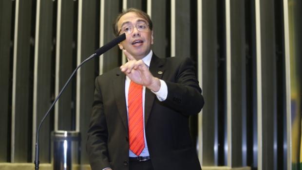 Presidente do PHS, Eduardo Machado: só recebe elogios | Foto: reprodução / site PHS