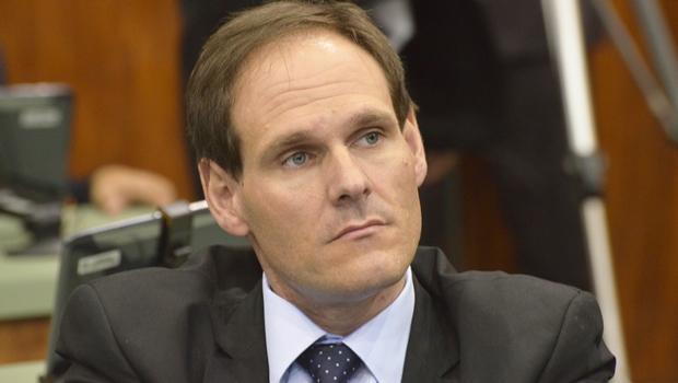 Lissauer Vieira: PSD vai eleger próximo prefeito | Foto: Marcos Kennedy / Alego