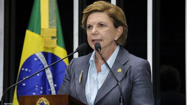 Senadora Lúcia Vânia viabiliza 2 milhões de reais para a construção de centro de convenções de Aruanã