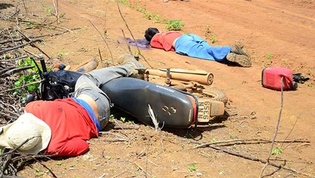 Assassinatos no Brasil sobem  a mais de 60 mil por ano | Wilson Moreno