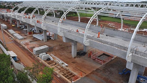 Entre 2009 a 2015, a Odebrecht obteve US$ 5 bilhões do BNDES para financiamento de obras de infraestrutura | Foto: Odebrecht