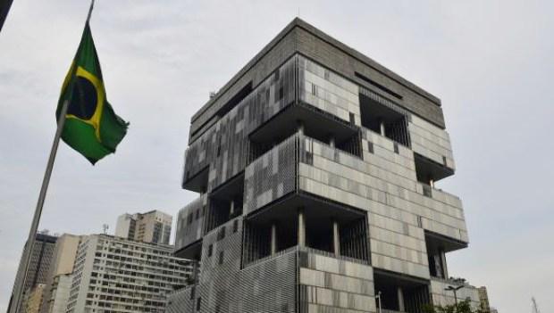 Edifício sede da Petrobras no centro do Rio de Janeiro | Foto: Fernando Frazão/Agência Brasil