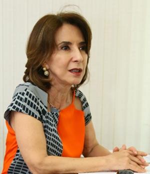 Raquel Teixeira: está na secretaria para somar | Foto: Fernando Leite / Jornal Opção