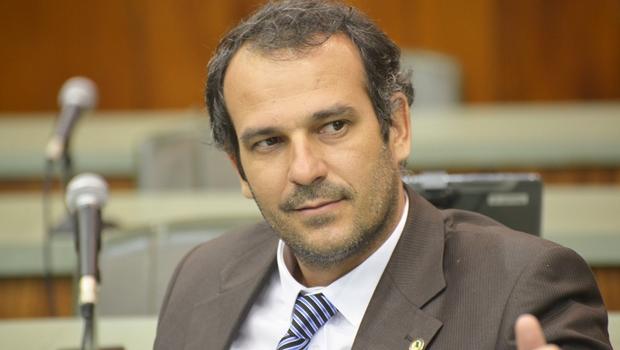 Deputado petista critica oposição que critica por criticar. Defende que debate deve ser fundamentado   Foto: Marcos Kennedy / Alego