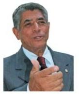 Rosiron Wayne foi duas vezes vereador e em 1999 assumiu o cargo de deputado estadual   Foto: reprodução/Facebook