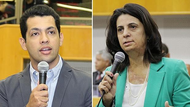 Cargos na CDTC e na liderança de bancada do PSDB ainda não foram acertadas | Fotos: Divulgação/Câmara de Goiânia