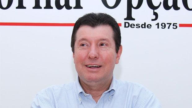 Deputado estadual José Nelto, do PMDB | Foto: Fernando Leite/Jornal Opção