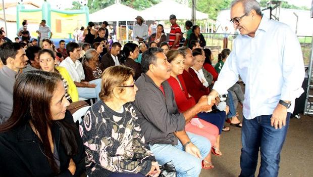 Na Vila Pai Eterno, programa Trindade em Ação faz sua 6ª edição