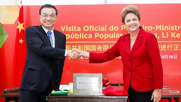 China pode utilizar o Brasil como laboratório para tentar atropelar, a longo prazo, os Estados Unidos