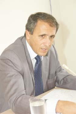 Carlos Gaguim: minando as bases de Amastha | Fernando Leite/Jornal Opção