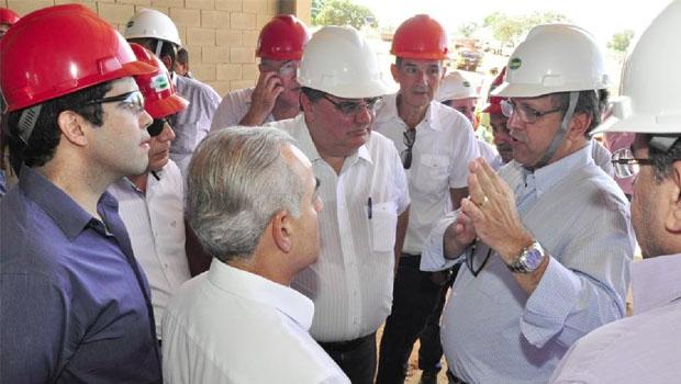 Visita de Marcelo Miranda a Porto Nacional, onde anunciou investimentos | Foto: Elizeu Oliveira
