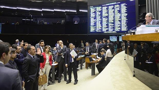 Plenário da Câmara aprova em primeiro turno o fim da reeleição para presidente, governadores e prefeitos |Foto: Gustavo Lima/ Câmara dos Deputados