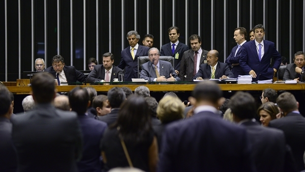 Sessão Extraordinária para análise e discussão da Reforma Política na Câmara dos Deputados | Foto: Gustavo Lima/Câmara dos Deputados