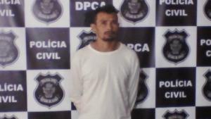 Cláudio Gomes foi preso por roubo, mas confessou ter cometido sete estupros | Foto: Laura Machado/Jornal Opção