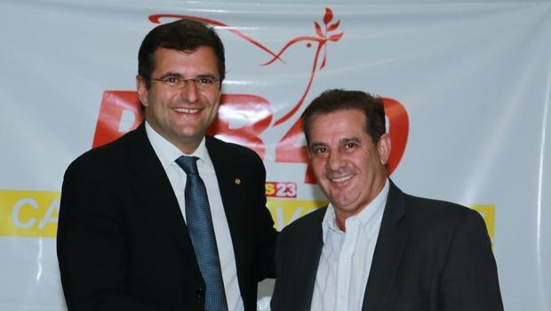 Fusão PSB-PPS articula Vanderlan como candidato a prefeito de Goiânia