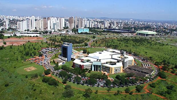 Plano Direto proíbe condomínios verticais na região do Paço Municipal, no Settor Park Lozandes | Foto: Fernando Leite/Jornal Opção/Arquivo