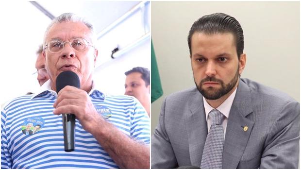 Baldy perde espaço e Afrêni se viabiliza para presidência estadual do PSDB