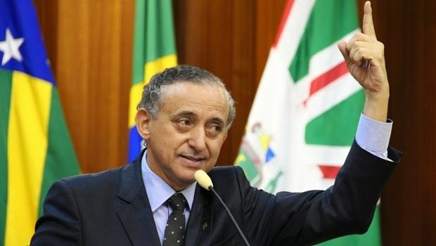 Presidente da Câmara, Anselmo Pereira: responsabilidade não pode ser terceirizada | Foto: Alberto Maia / Câmara Municipal