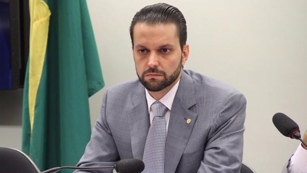 Deputado federal Alexandre Baldy pode assumir o comando do PTB em Goiás