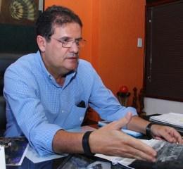 Berocan Filho esclarece pontos da matéria sobre áreas ocupadas pelo Clube Jaó | Foto: Jornal Opção