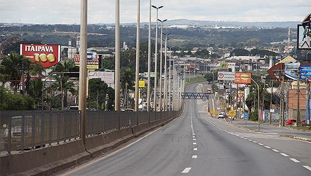 Investimentos para as obras na capital e em Aparecida foram aprovados pelo Dnit   Foto: Edilson Pelikano