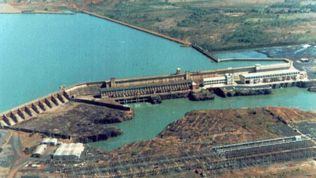 Usina de Cachoeira Dourada foi vendida no final do governo Maguito