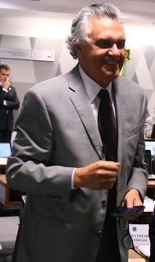Senador é o único eleito em chapa anti-governista dos últimos 20 anos   Foto: Fernando Leite / Jornal Opção