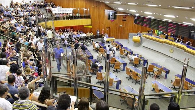 Câmara Municipal de Goiânia aprova reajuste do IPTU/ITU