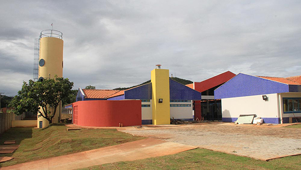 5 Cmeis em bairros diferentes: futuro passa por investimento em educação | Foto: Prefeitura de Senador Canedo