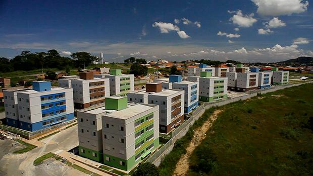 Prefeitura vai entregar 432 apartamentos no Setor Santa Edwiges 1 e 2 | Foto: Prefeitura de Senador Canedo