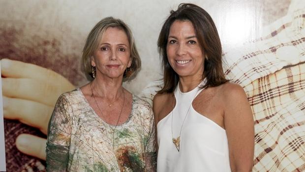 Organizadoras Sheila Podestá e Eliane Martins: Casa Cor Goiânia é referência   Foto: Cristina Diniz