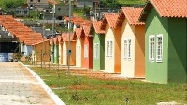Conjunto do programa Minha Casa Minha Vida em Palmas: corte no orçamento vai provocar redução do repasse de recursos para o Estado
