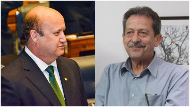 Célio Silveira e Paulo de Jesus divergem sobre perfil do futuro presidente do PSDB Goiás   Foto: reprodução / Facebook