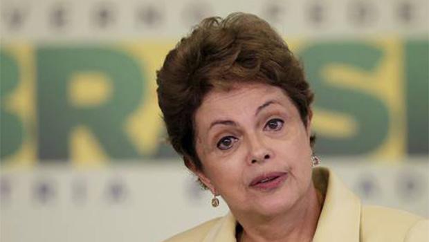 Dilma diz não ter medo de eventual impeachment