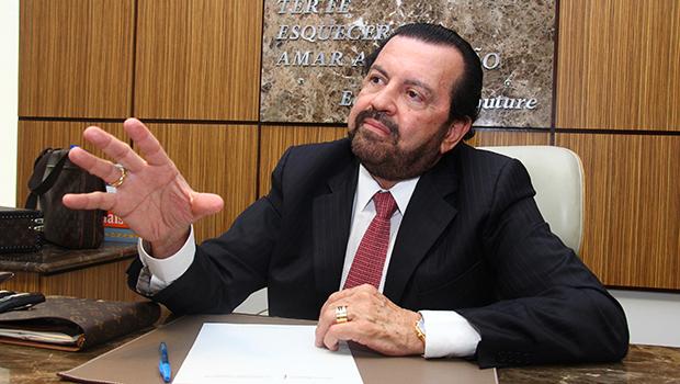 Djalma Rezende lidera lista tríplice goiana de indicações para o STF