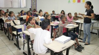 """""""Pagamos aos professores acima do piso salarial nacional. Talvez sejamos uma das  poucas capitais brasileiras a fazer isso"""""""