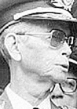 Milton Tavares, o general teria sugerido ao ministro do Exército que se capturassem ou se matassem os guerrilheiros do Araguaia | Reprodução