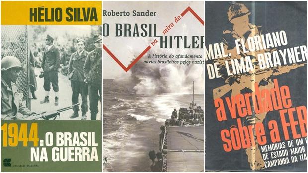 39 livros fundamentais para entender a participação do Brasil na Segunda Guerra Mundial