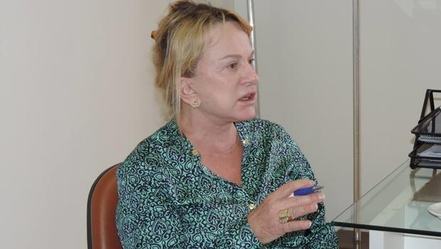 Deputada Magda Mofatto (PR) defende gestão Magal | Foto: reprodução