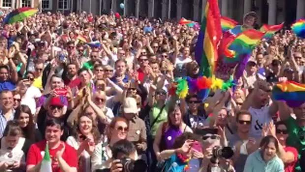 Igreja Católica vai reagir à aprovação do casamento gay na Irlanda