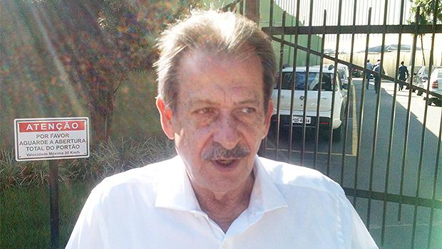 Presidente estadual do PSDB, Paulinho de Jesus é diagnosticado com úlcera