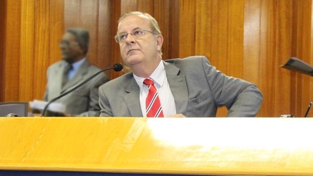 Prefeito Paulo Garcia (PT) lança, no Paço Municipal, a Escola de Governo Darci Accorsi | Foto: Alberto Maia