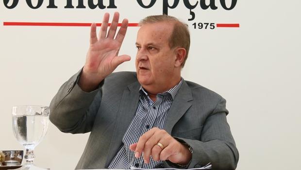 Prefeito Paulo Garcia é o entrevistado da semana da Jornal Opção | Foto: Fernando Leite