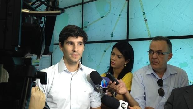 Pedro Palhares, representante da Moovit no Brasil, destaca a participação do próprio usuário no fornecimento de dados para o aplicativo | Foto: Bruna Aidar