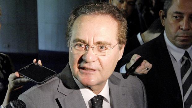 "Renan Calheiros ataca governo federal: ""Ajuste fiscal penaliza o pobre"""