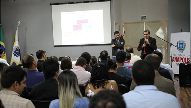 Cidade sedia encontro de Centros de Artes e Esportes Unificados do Centro-Oeste