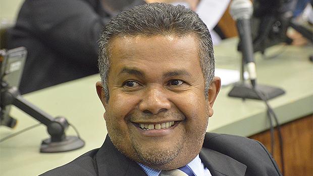Santana Gomes é apontado por colegas como o deputado que mais defende o governo de Marconi Perillo