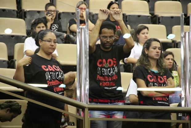 Servidores lamentam rejeição de emendas garantindo benefícios  | Marcelo do Vale